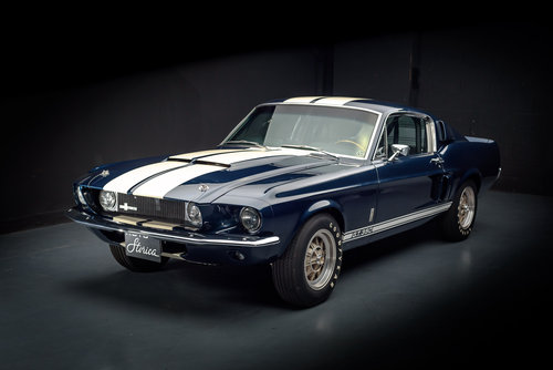 1967 Shelby GT350 For Sale (picture 1 of 6)