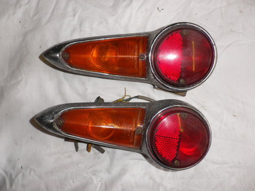 Tail lights SOLD (picture 1 of 1)