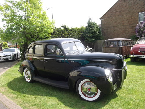1940  Ford Standard Sedan, Cool Hot Rod, Real Eyecatcher 302/V8 SOLD (picture 3 of 6)