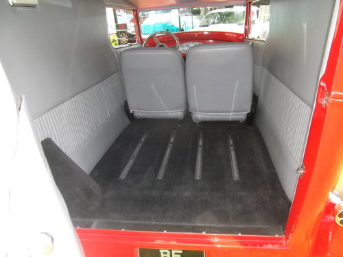1930 Model A, Steel Bodied Delivery Van, Hot Rod, 351/V8 SOLD (picture 4 of 6)