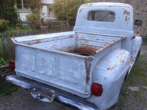 1950 fi pickup with 302 v8 and auto SOLD (picture 2 of 6)