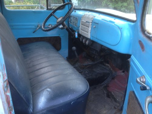 1950 fi pickup with 302 v8 and auto SOLD (picture 5 of 6)
