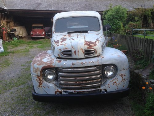 1950 fi pickup with 302 v8 and auto SOLD (picture 6 of 6)