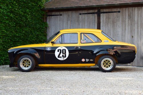 1969 Ford Escort Mk1 RS1600 FIA Historic Racecar (RHD) For Sale (picture 2 of 6)