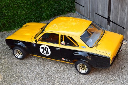 1969 Ford Escort Mk1 RS1600 FIA Historic Racecar (RHD) For Sale (picture 3 of 6)