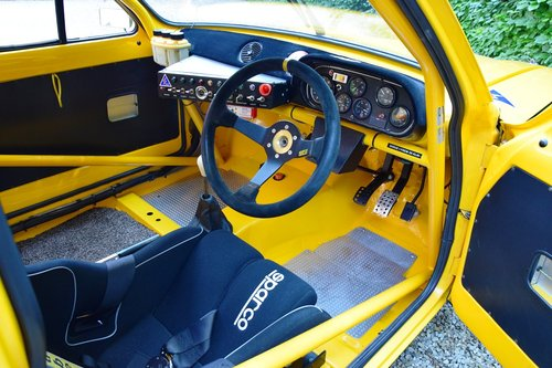 1969 Ford Escort Mk1 RS1600 FIA Historic Racecar (RHD) For Sale (picture 5 of 6)