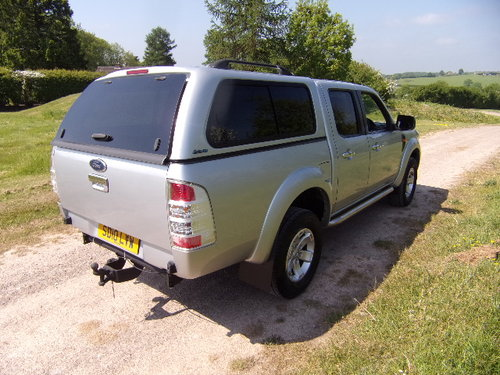 2010 Ford Ranger 2.5TDCi XLT Double Cab (115,868m) For Sale (picture 4 of 6)