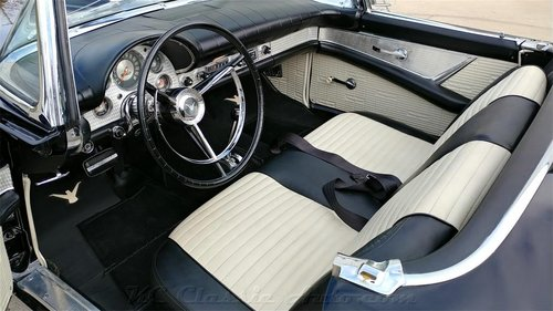 1957 Ford Thunderbird Automatic For Sale (picture 3 of 6)