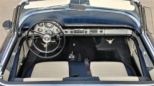 1957 Ford Thunderbird Automatic For Sale (picture 4 of 6)
