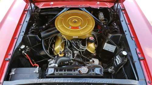 1965 Ford Mustang A-Code Rotisserie Restored For Sale (picture 5 of 6)