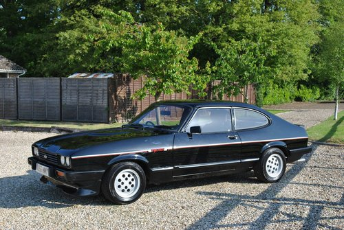 1984 Ford Capri 2.8i 5 Speed SOLD (picture 1 of 6)