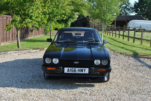 1984 Ford Capri 2.8i 5 Speed SOLD (picture 2 of 6)