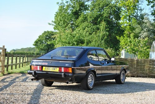 1984 Ford Capri 2.8i 5 Speed SOLD (picture 5 of 6)