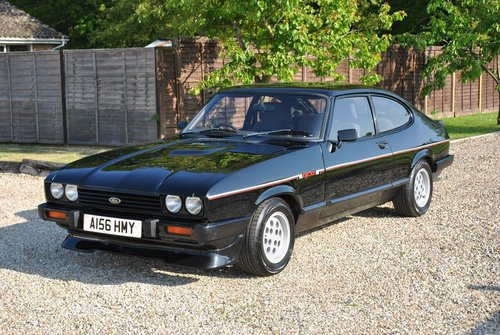 1984 Ford Capri 2.8i 5 Speed SOLD (picture 6 of 6)