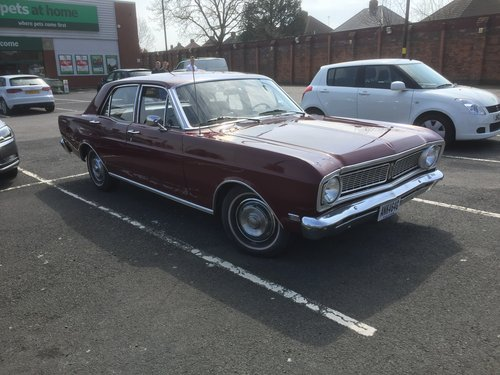 1969 Ford Falcon Futura SOLD | Car And Classic