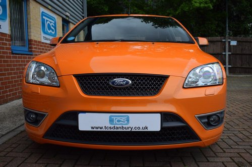 2006 Ford Focus ST-3 Hatchback Low Mileage! SOLD (picture 4 of 6)