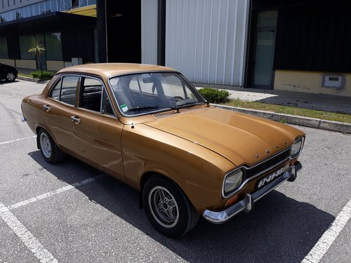 1974 Ford Escort Mk1 1300 GT - 4 doors For Sale (picture 1 of 6)