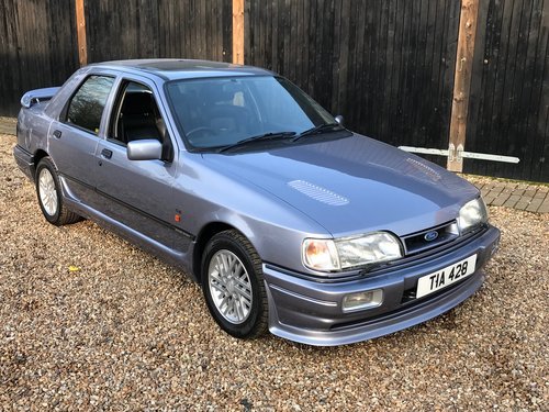 1990 FORD SIERRA COSWORTH ULTRA RARE ROUSE 304 EDITION 79K MILES For Sale (picture 1 of 6)