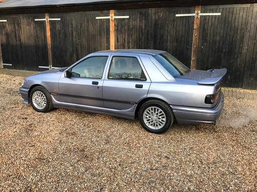 1990 FORD SIERRA COSWORTH ULTRA RARE ROUSE 304 EDITION 79K MILES For Sale (picture 2 of 6)