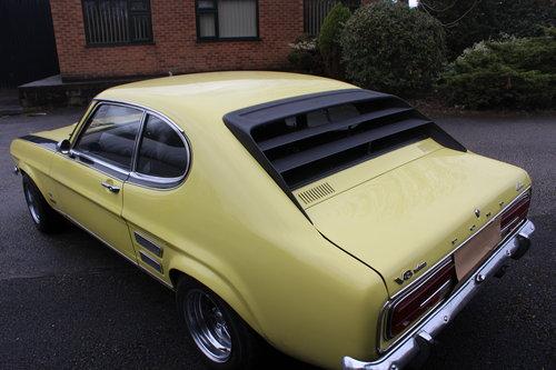 1972 FORD CAPRI PERANA - 5.0 V-8 - ULTRA RARE CAR !!! For Sale (picture 3 of 6)