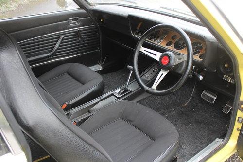 1972 FORD CAPRI PERANA - 5.0 V-8 - ULTRA RARE CAR !!! For Sale (picture 5 of 6)