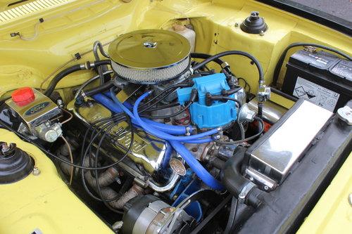 1972 FORD CAPRI PERANA - 5.0 V-8 - ULTRA RARE CAR !!! For Sale (picture 6 of 6)