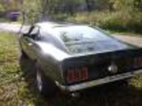 1969 Ford Mustang 6.3 V8 245KW Fastback For Sale (picture 4 of 6)