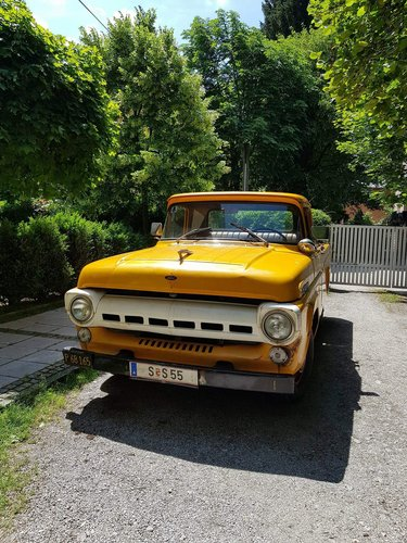 1957 Ford F100, a genuine survivor! For Sale (picture 2 of 4)