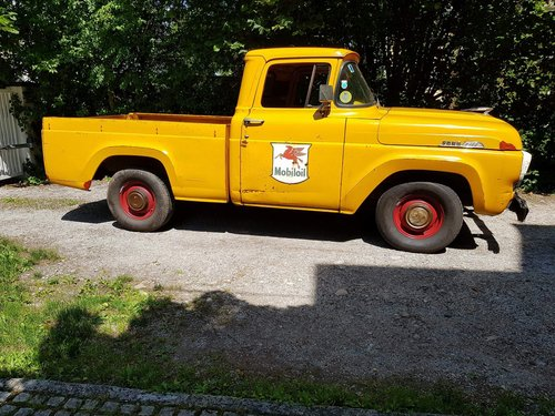 1957 Ford F100, a genuine survivor! For Sale (picture 4 of 4)
