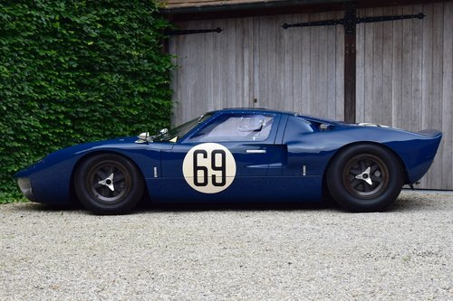Ford GT40 FIA HTP Appendix K (1962-1965) SOLD (picture 2 of 6)