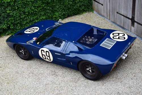 Ford GT40 FIA HTP Appendix K (1962-1965) SOLD (picture 3 of 6)