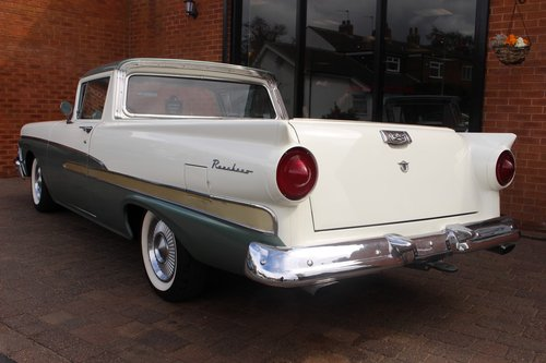 1958 Ford Ranchero 272 V8 5-speed manual SOLD (picture 3 of 6)