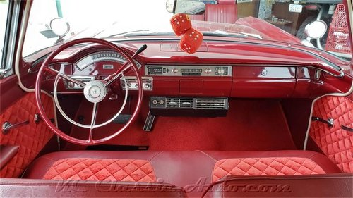 1957 Ford Fairlane Hardtop REAL 2 dr Hardtop!!! V8 Automatic For Sale (picture 6 of 6)