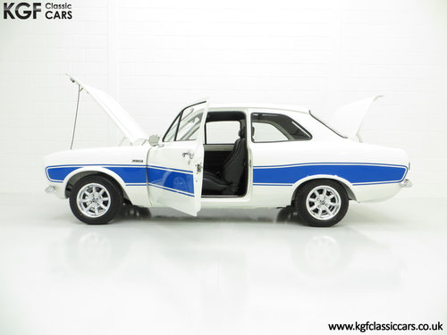 1973 An Exhilarating Mk1 Ford Escort AVO RS2000 Recreation SOLD (picture 3 of 6)