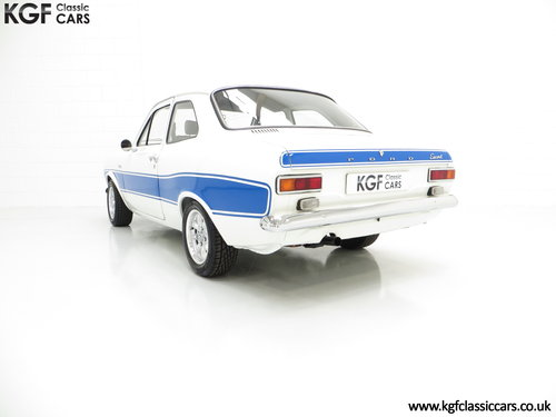 1973 An Exhilarating Mk1 Ford Escort AVO RS2000 Recreation SOLD (picture 4 of 6)