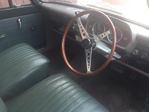 1964 mk1 cortina consul 1.5 auto mot,d  need to go For Sale (picture 4 of 6)