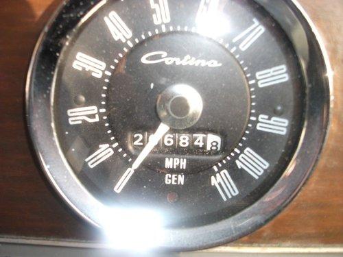 1964 mk1 cortina consul 1.5 auto mot,d  need to go For Sale (picture 5 of 6)