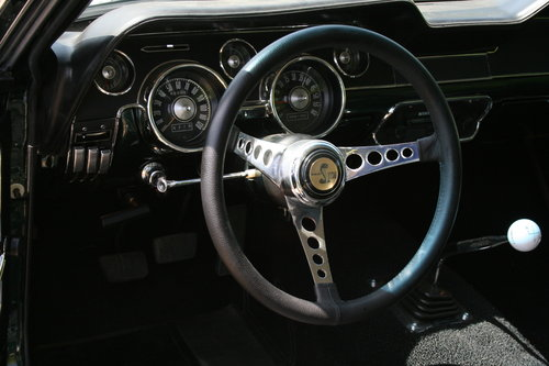 1968 '68 Bullitt Mustang Fastback. NOW SOLD. MORE CLASSIC MUSTANG Wanted (picture 6 of 6)