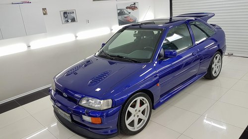 1993 Ford Escort Rs Cosworth Lux Big Turbo For Sale Car And Classic