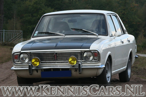 Ford 1968 Cortina 1600 GT Sedan For Sale (picture 1 of 6)