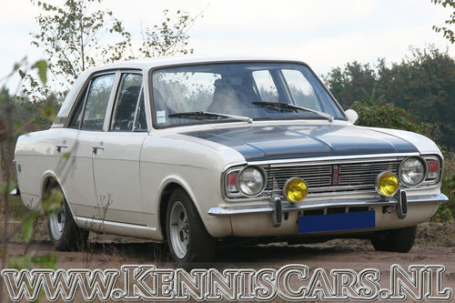 Ford 1968 Cortina 1600 GT Sedan For Sale (picture 2 of 6)