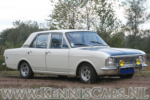 Ford 1968 Cortina 1600 GT Sedan For Sale (picture 3 of 6)
