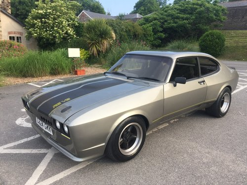 1986 FORD CAPRI RS V8  SOLD (picture 1 of 6)
