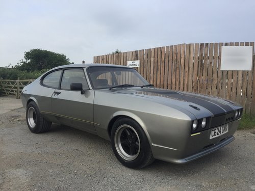 1986 FORD CAPRI RS V8  SOLD (picture 3 of 6)
