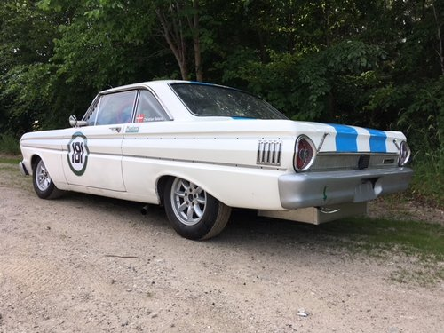 1964 Ford Falcon Sprint FIA Racecar For Sale (picture 2 of 6)