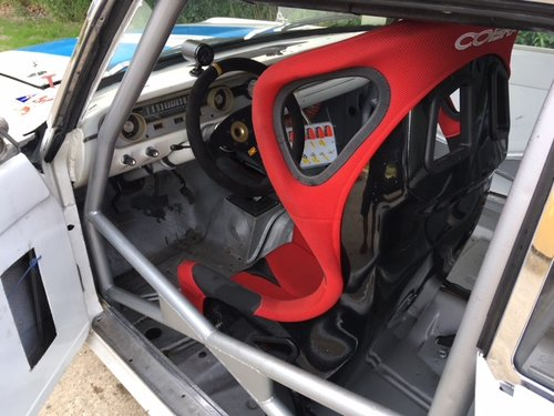 1964 Ford Falcon Sprint FIA Racecar For Sale (picture 5 of 6)