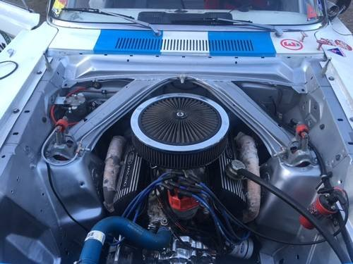 1964 Ford Falcon Sprint FIA Racecar For Sale (picture 6 of 6)