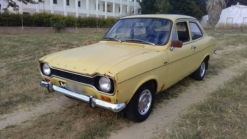 1974 Ford Escort MK1 1.3L 2 Doors For Sale (picture 1 of 6)