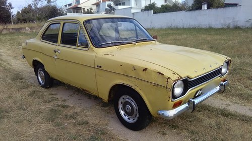 1974 Ford Escort MK1 1.3L 2 Doors For Sale (picture 2 of 6)