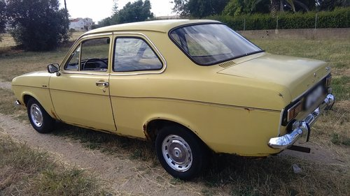1974 Ford Escort MK1 1.3L 2 Doors For Sale (picture 3 of 6)